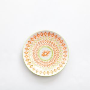 plato naranja mallorquina
