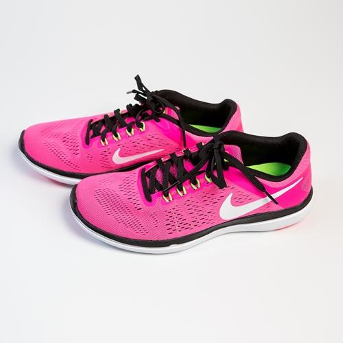 zapatillas nike rosa