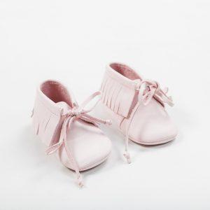 zapatos bebé rosa