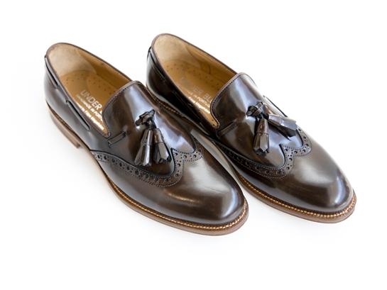 zapatos borlas hombre