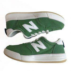 zapatillas deporte verde
