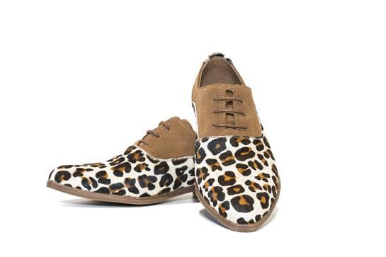 zapatos estampado leopardo