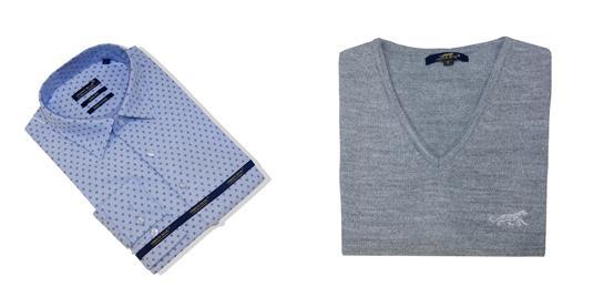 jersey y camisa underblue
