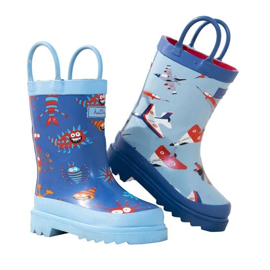 botas agua niños