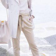 look beige