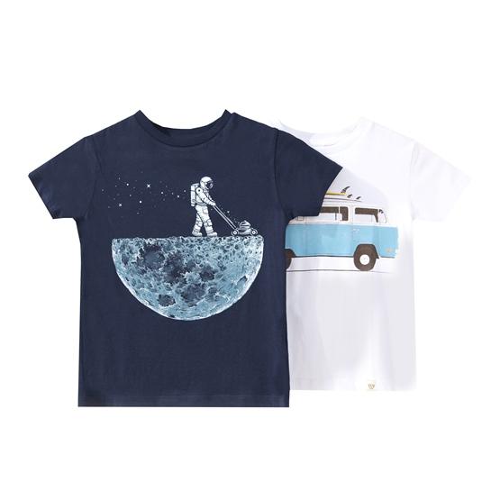 camiseta wituka niños