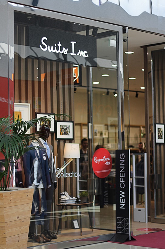 reapertura suits inc