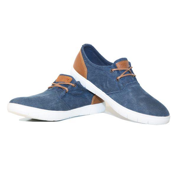 Sneakers azules MUSTANG