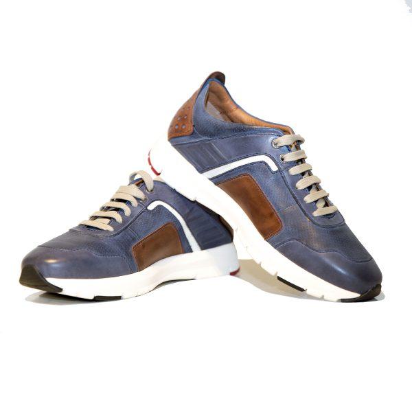 Sneakers azules PIKOLINOS