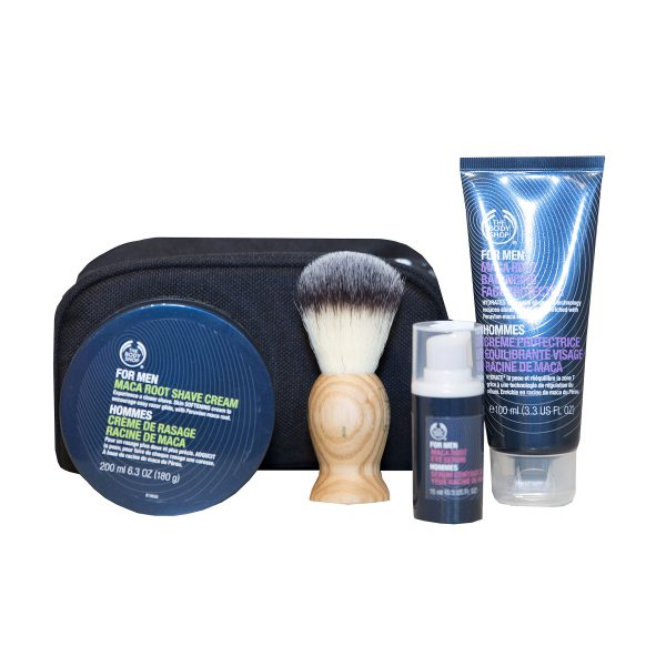 Kit de afeitado THE BODY SHOP