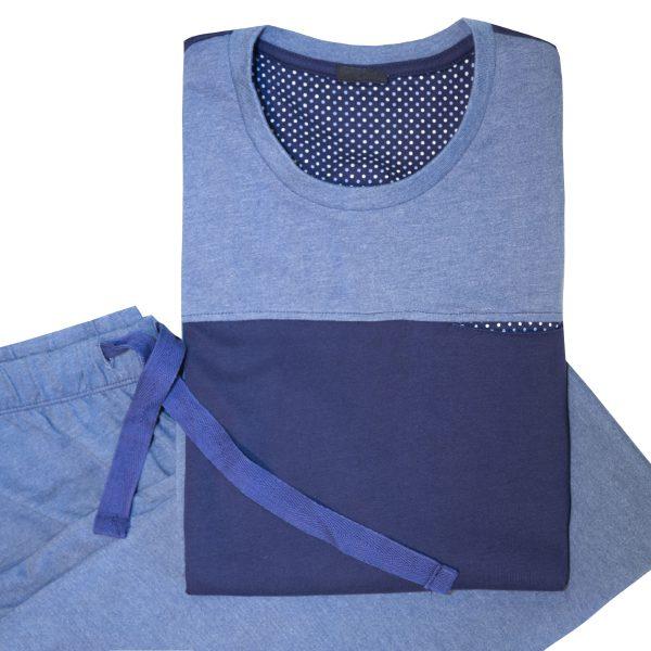 Pijama azul hombre YAMAMAY