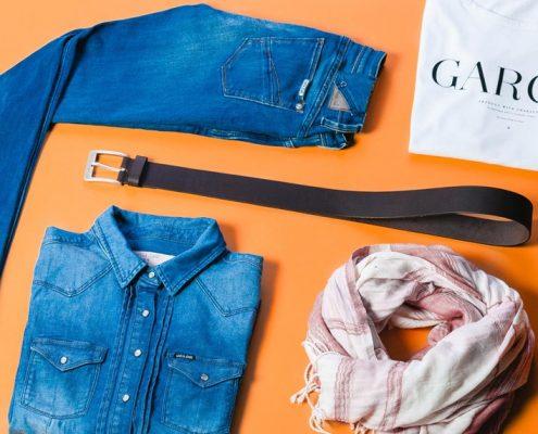 piezas de ropa Garcia Jeans