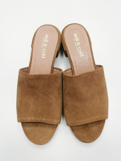 nice things sandalias marrones