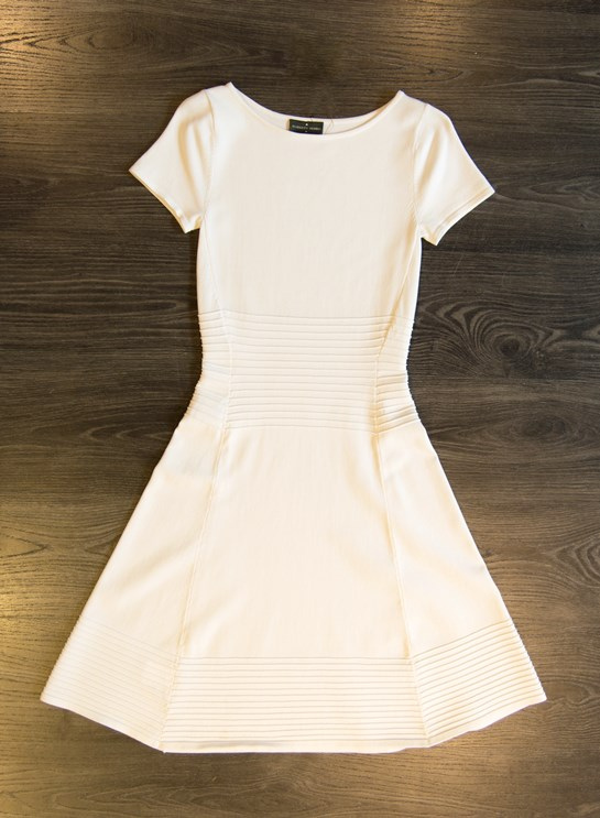 vestido blanco roberto verino
