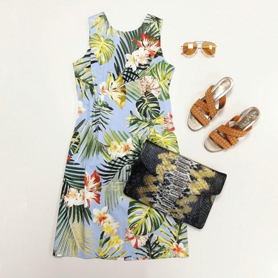 look tropical