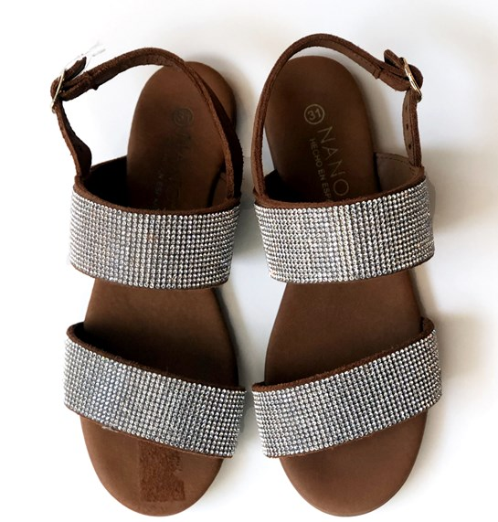 sandalias nanos