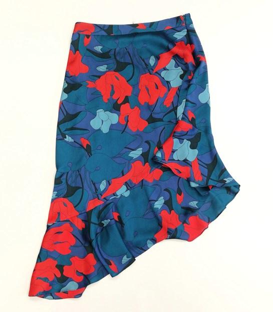 falda flores trucco