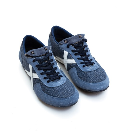 zapatillas munich denim