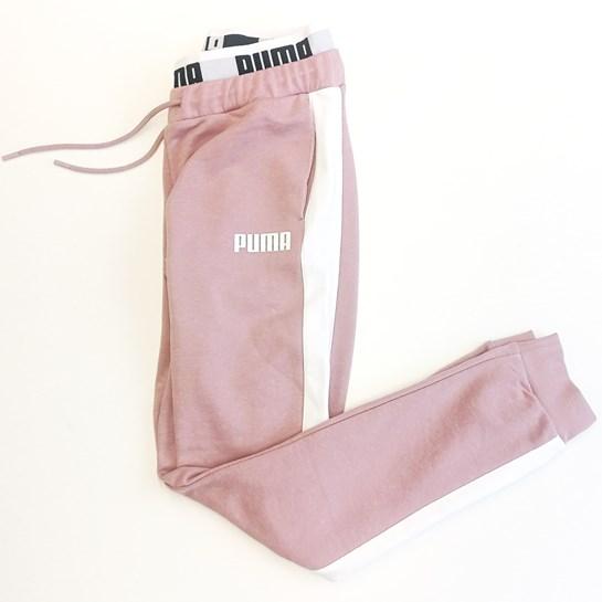 pantalón rosa puma