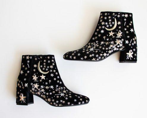 botas estrellas mango