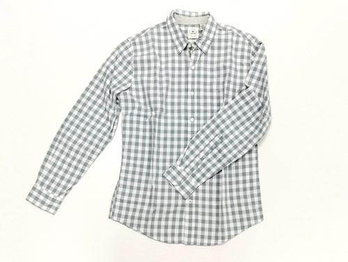 camisa cuadros vichy dockers