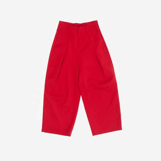 pantalón rojo Etxart Panno