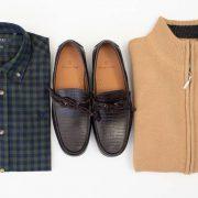 bodegón moda masculina