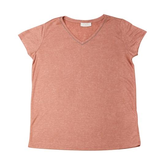 Camiseta rosa mujer Fifty