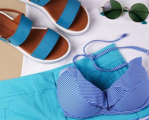 Look Azul Verano