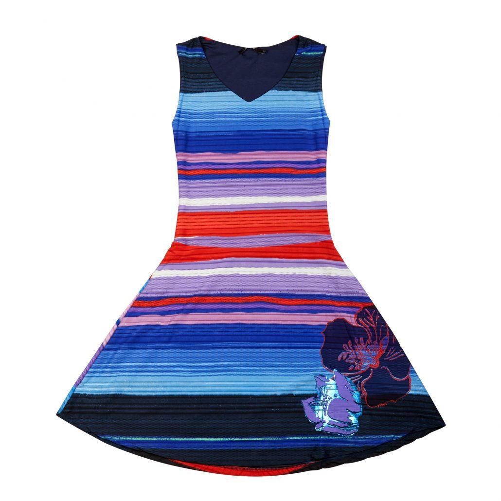 Vestido Desigual: precio original 69,95€ - precio outlet 48,96€