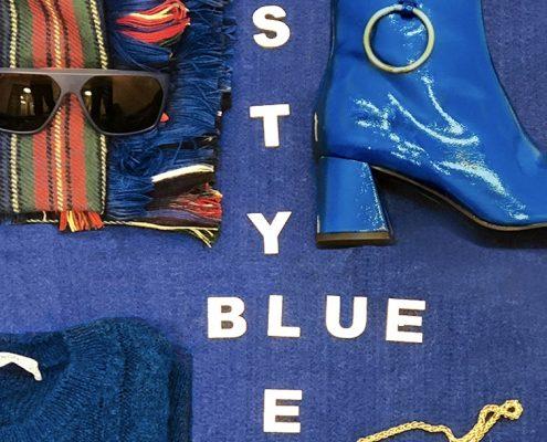 Bodegón azul temporada