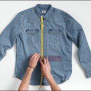 Camisa vaquera Levis