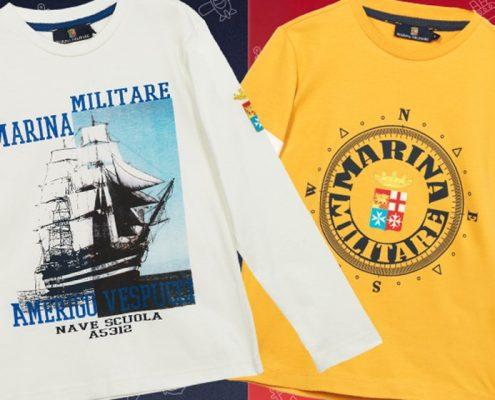 Sudaderas Marina militare Kidss