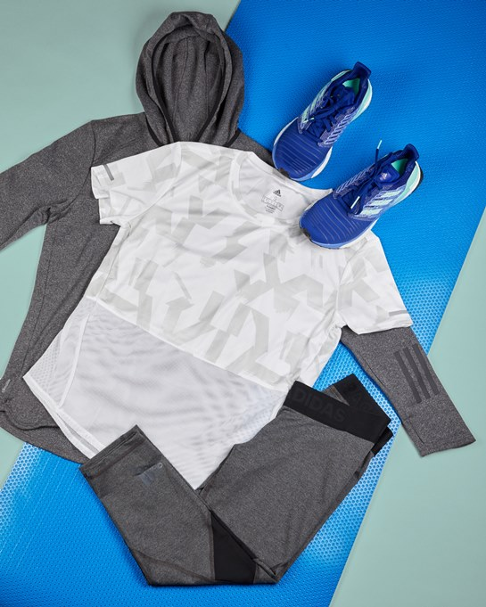 Total look Adidas Running