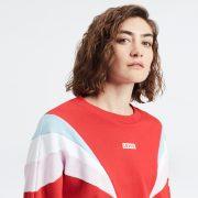 jersey rojo LEVIS
