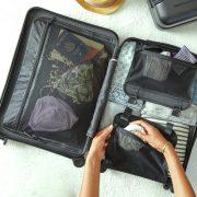 empacar una maleta