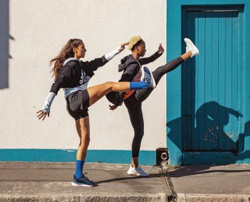 ejercicio Adidas
