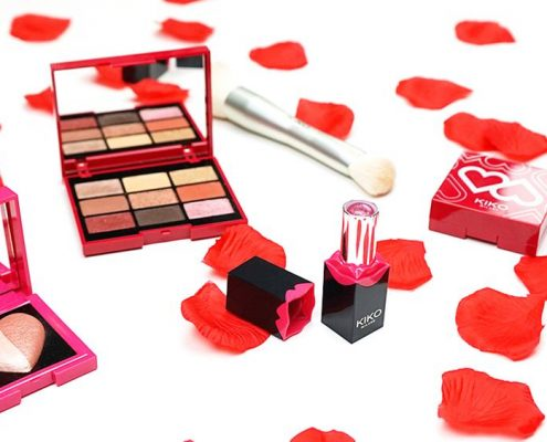 maquillaje de san valentín KIKO