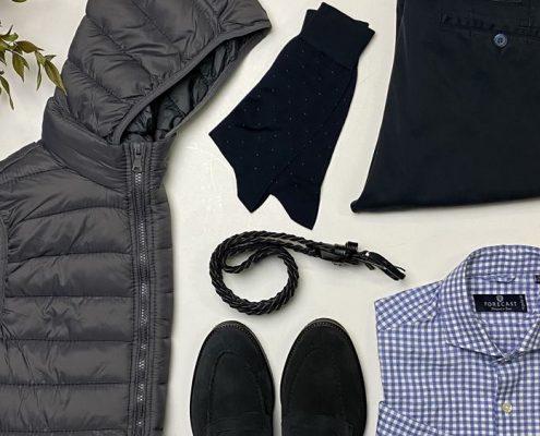ropa de hombre