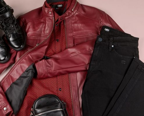 look urbano Total look G by Guess