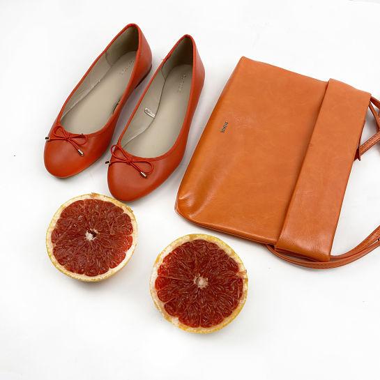 Complementos Naranjas de Parfois