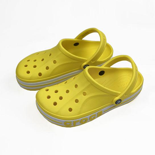 Crocs Amarillas