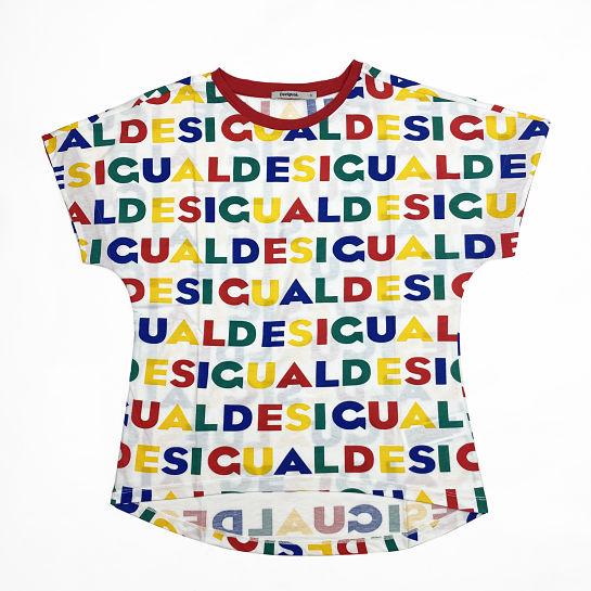 Camiseta de Desigual