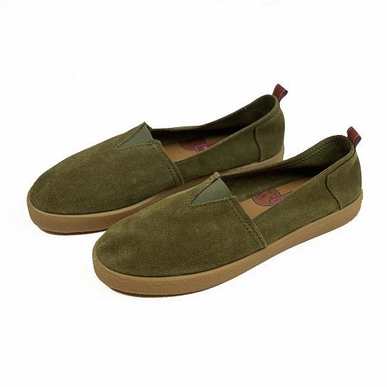 Zapatos verdes de Krack