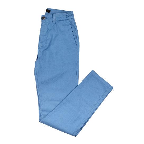 Pantalón azul de LUIJO