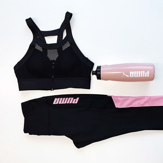 Top y Leggins de PUMA