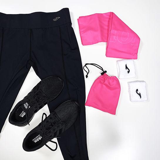 Leggins joma y zapatillas Adidas