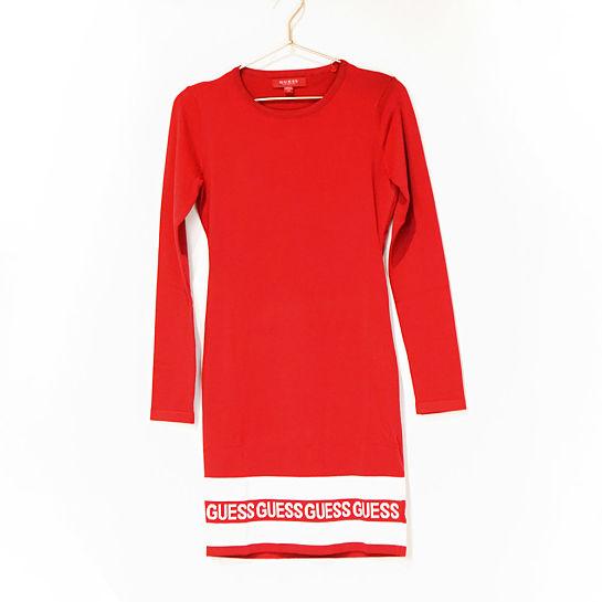 Vestido rojo de Guess