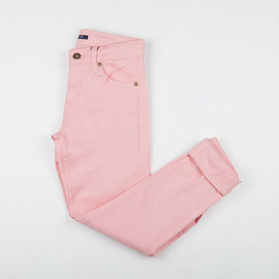 Pantalones rosas de Gant