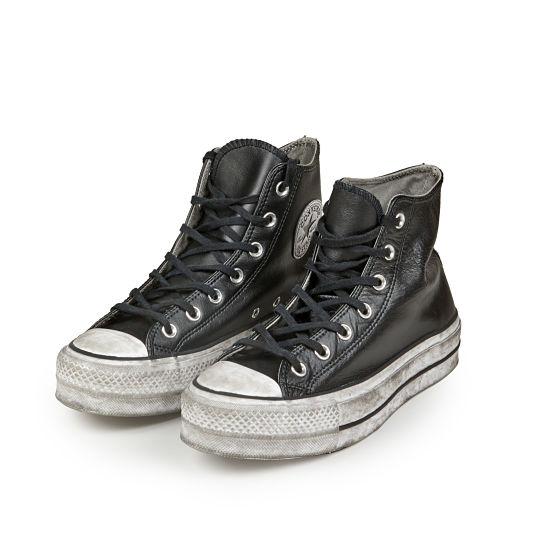 Zapatillas desgastado de Converse